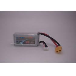 Lipo Baterai 14.8V 1300mAh 75C (3S1P) - Bonka Power