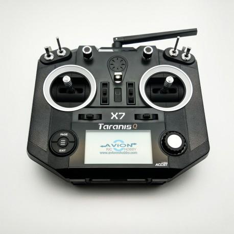 FrSky - Taranis Q X7 - T( Black )