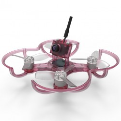 EMAX - Babyhawk 87mm Mirco Brushless FPV Racer PNP ( Pink, Yellow )