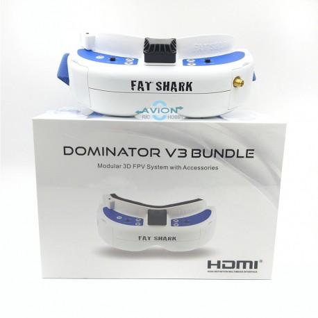Dominator V3 Fatshark Goggles