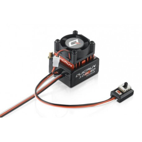 Hobbywing - Quicrun 10BL60 Sensored