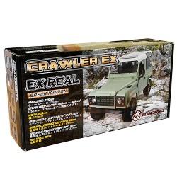 3Racing - EX REAL 1/10 Crawler Car Kit EP