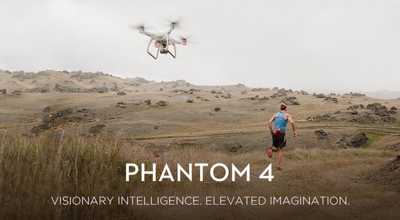 Phantom 4 Run Subject
