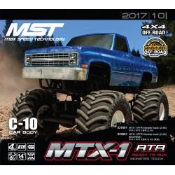 MTX-1 RTR Monster truck (2.4G) (brushless)