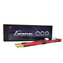 Gens ace 7200mAh 7.4V 70C 2S1P HardCase Lipo Battery