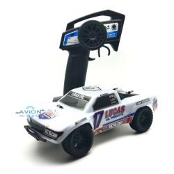 RC Car S28 Lucas Edition Ready To Run 1/28 - Team Associated