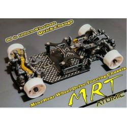 Atomic - MRT Pro - Mini Rear Wheel Drive Touring Chassis – Kit