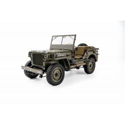 ROCHOBBY - 1:12 1941 Willys MB RTR